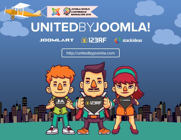 United by Joomla! 2015